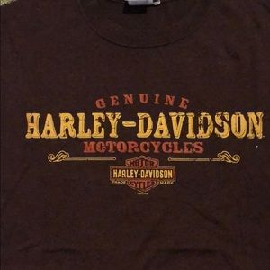 Harley Davidson men's shirt